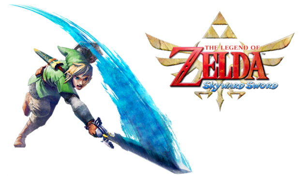 Изображение The Legend Of Zelda: Skyward Sword выйдет 18 ноября