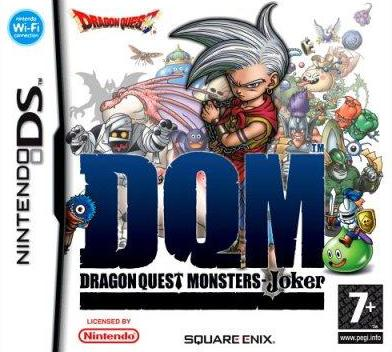 Фотография Dragon Quest Monsters: Joker Cover