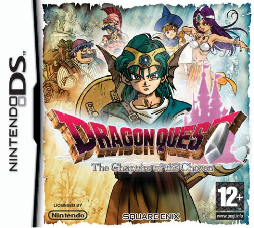 Фотография Dragon Quest: The Chapters of the Chosen Cover