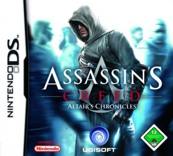 Фотография Assassin's Creed DS Cover