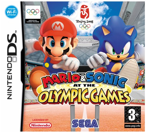Фотография Mario & Sonic at the Olympic Games Cover