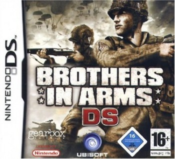 Фотография Brothers In Arms DS Cover