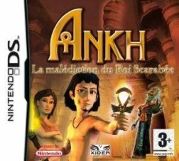 Фотография Ankh: Curse of the Scarab King