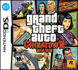 Фотография GTA Chinatown Wars Cover