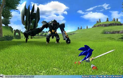 Фотография Sonic and the Black Knight - 005