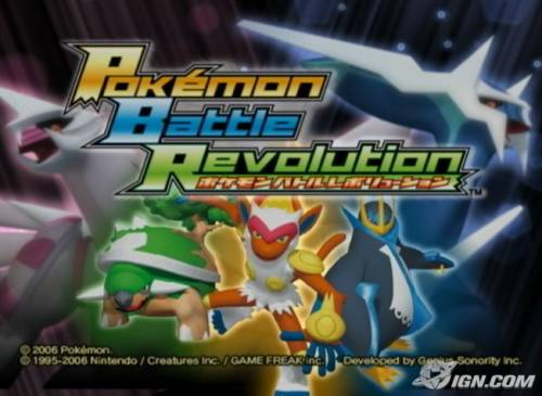 Фотография Pokemon Battle Revolution (11)