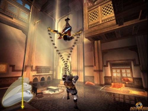 Фотография Prince of Persia: Rival Swords (4)