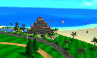 Фотография Pilotwings Resort Screenshot 4