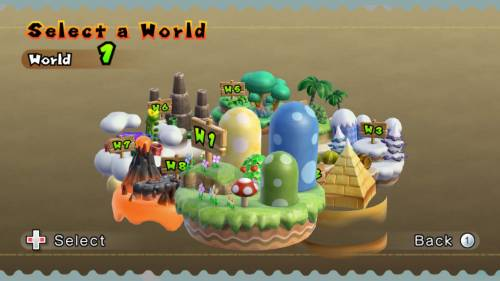 Фотография New Super Mario Bros Wii. (2)