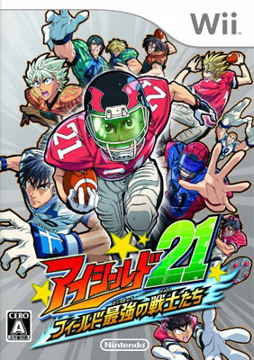 Фотография Eyeshield 21: Field no Saikyou Senshi Tachi