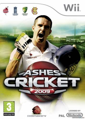 Фотография Ashes Cricket 2009 (cover)