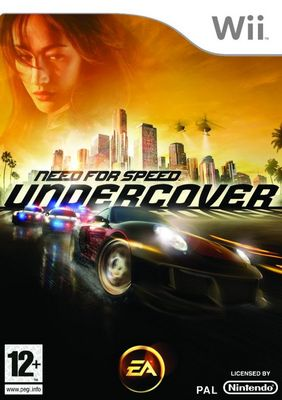 Фотография (Cover) Need for Speed: Undercover