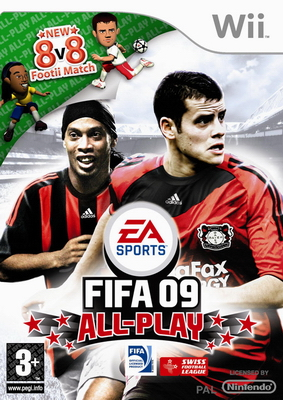 FIFA 09 ALL - PLAY