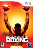 Фотография Showtime Championship Boxing
