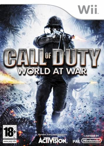 Фотография Call of Duty: World at War (Cover)