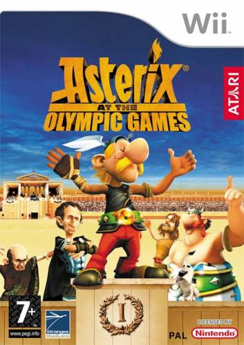 Фотография Asterix at the Olympic Games (cover)