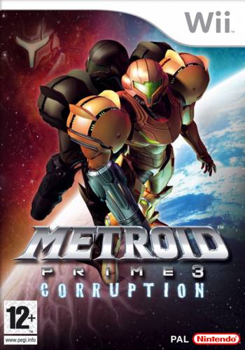 Фотография Medtroid Prime 3: Corruption (cover)