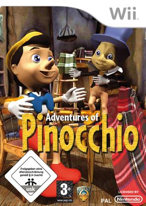 Фотография Adventures of Pinocchio (cover)