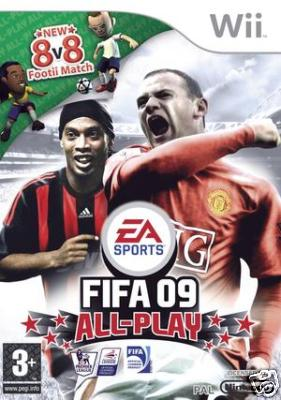 Фотография (Cover) FIFA Soccer 09 All-Play
