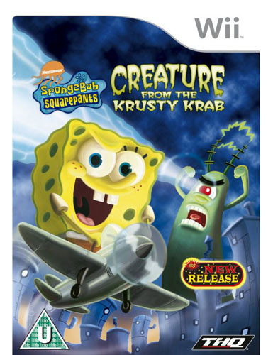 Фотография SpongeBob SquarePants:Creature from the Krusty Kra