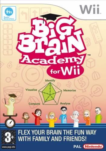 Фотография Bir Brain Academy (cover)