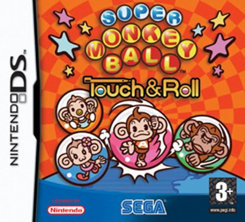 Фотография Super Monkey Ball Touch & Roll