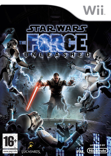 Фотография (Cover) Star Wars: The Force Unleashed
