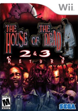 Фотография (Cover) The House of the Dead 2 & 3 Return