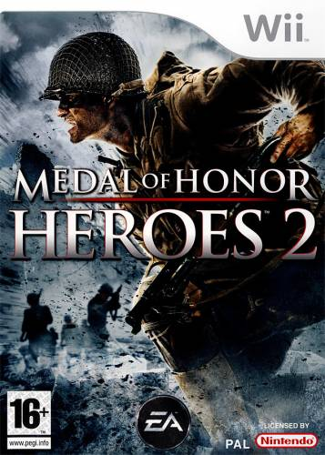 Фотография Medal of Honor Heroes 2 (cover)