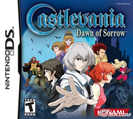 Фотография Castlevania: Dawn of Sorrow
