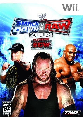 Фотография WWE Smackdown vs. Raw 2008