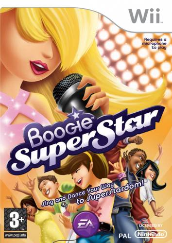 Фотография Boogie Superstar (cover)