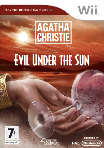 Фотография Agatha Christie: Evil Under The Sun (cover)