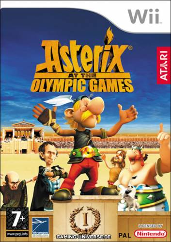 Фотография Asterix at The Olympic Games