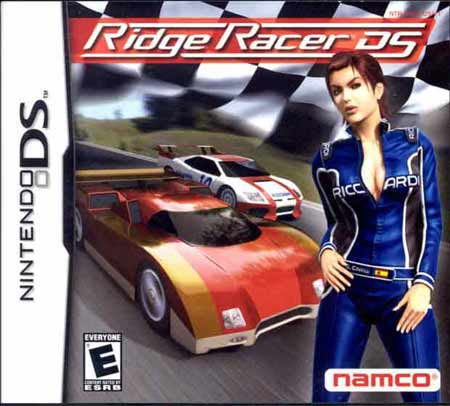 Фотография Ridge Racer DS