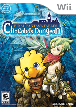 Фотография (Cover) Final Fantasy Fables: Chocobo's Dungeon