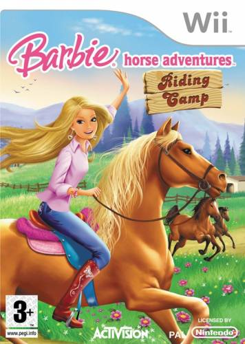 Фотография Barbie Horse Adventure (cover)
