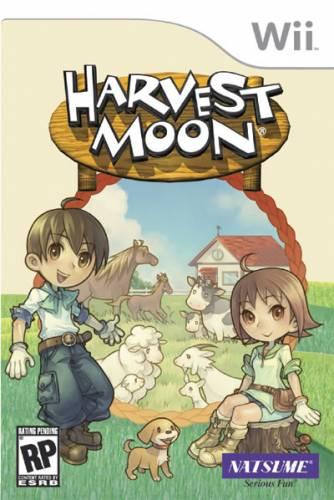 Фотография Harvest Moon: Tree of Peace
