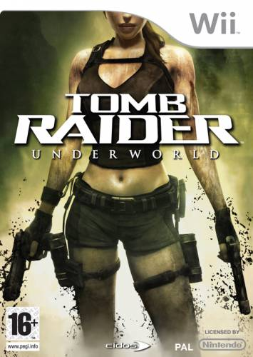 Фотография (Cover) Tomb Raider: Underworld