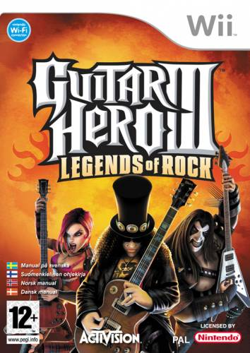 Фотография Guitar Hero 3 (cover)