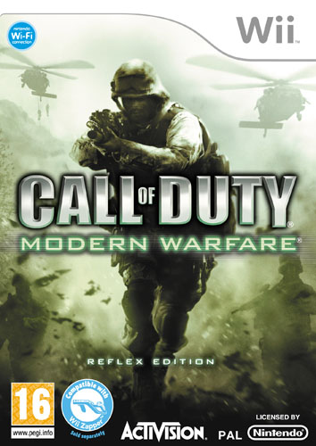 Фотография Modern Warfare Reflex (cover)