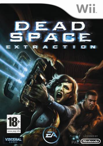 Фотография Dead Space: Extraction (cover)
