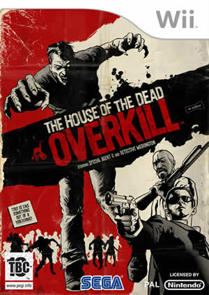 Фотография (Cover) The House of the Dead: Overkill